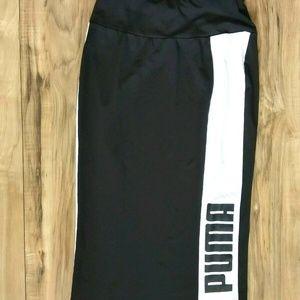 Puma Sports Womens Archive Logo Pencil Skirt XS